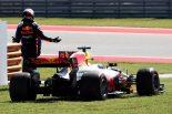 F1 | リカルド「トラブルで最後まで戦えず。次戦はエンジン交換が必要に」:レッドブル F1アメリカGP日曜