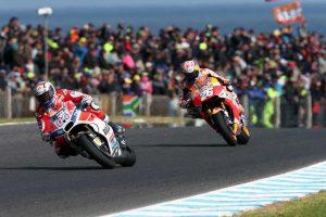 MotoGP:ドゥカティ 2017年第16戦オーストラリアGP レースレポート