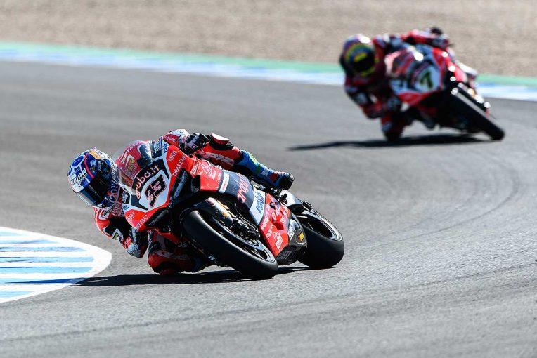 MotoGP | ドゥカティ 2017年SBK第12戦スペイン レースレポート