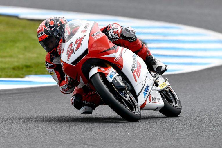 MotoGP   ホンダ・チーム・アジア 2017MotoGP第16戦オーストラリアGP 決勝レポート