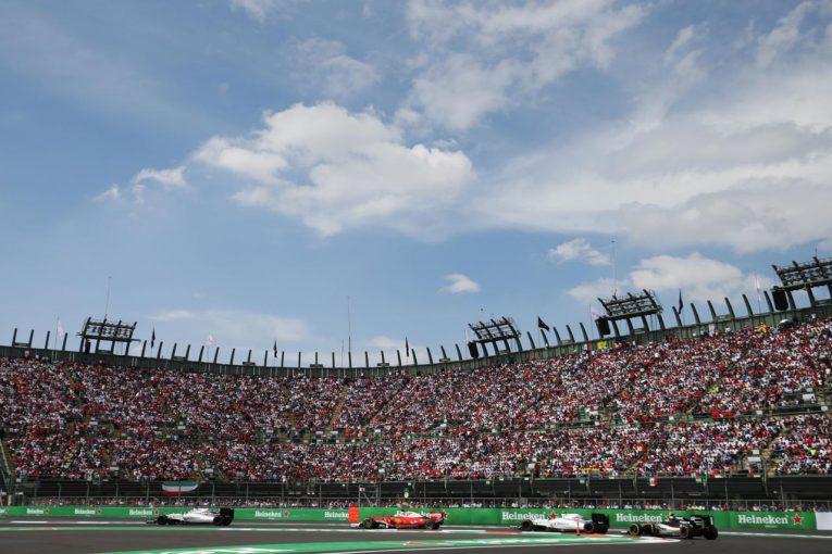 F1 | 2017年F1第18戦メキシコGP、TV放送&タイムスケジュール