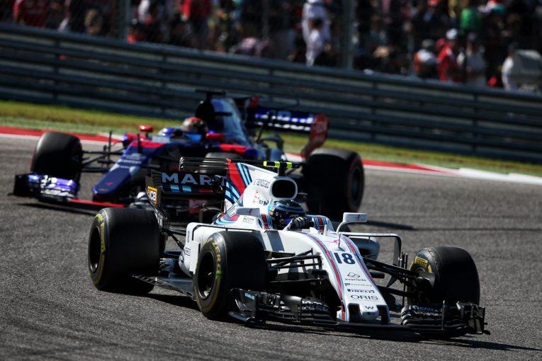 F1 | ストロール「タイヤに問題があって2ストップに。ノーポイントは残念」:ウイリアムズ アメリカGP日曜