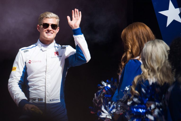 F1 | エリクソン、接触でダメージ負うも「今年のベストレースのひとつ」:ザウバー アメリカGP日曜