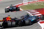 モタスポブログ | Shots!──フェルスタッペンのペナルティ裁定にがっかり@熱田カメラマン F1アメリカGP 日曜