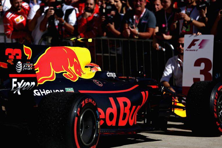 F1 | 後方から次々とライバルを撃墜していくフェルスタッペンの凄み【F1アメリカGP決勝分析】