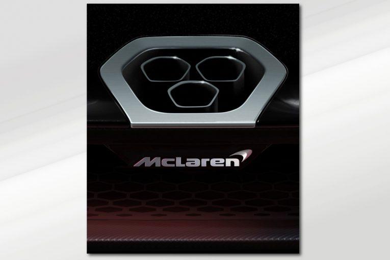 クルマ   3人乗り再び!? マクラーレン、『F1』『P1』に続く新型ハイパーカーを2018年初頭に発表