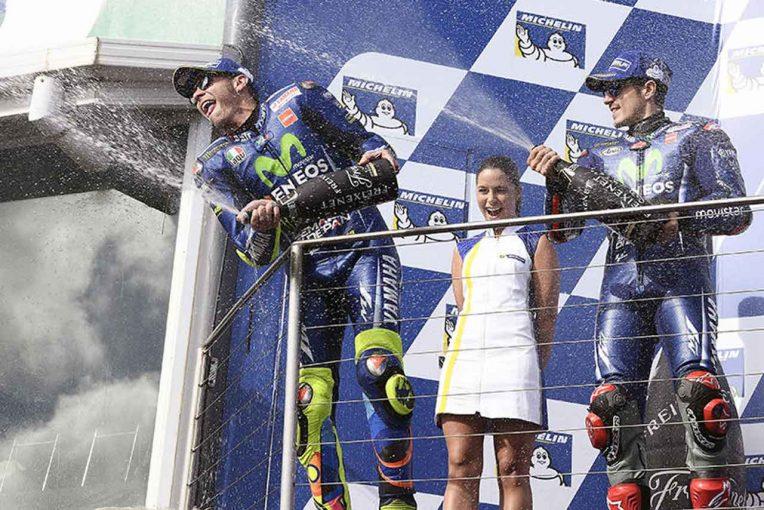 MotoGP | MotoGP:ヤマハ 2017年第16戦オーストラリアGP レースレポート