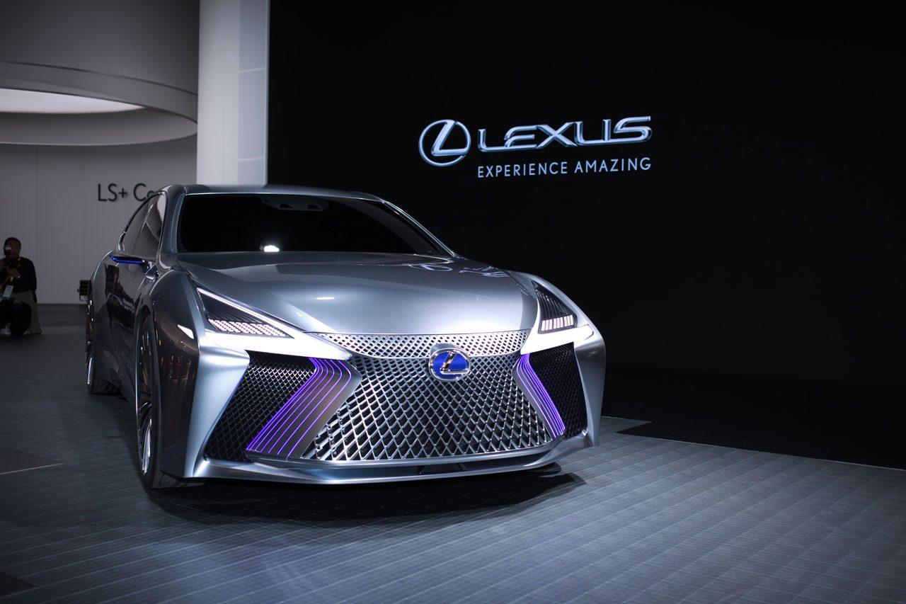 東京モーターショー2017 LS+ Concept