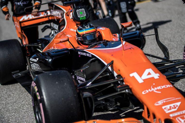 F1 | 【F1アメリカGP無線レビュー】ポイント争いしていたアロンソの嘆き「信じられない。あぁ……」