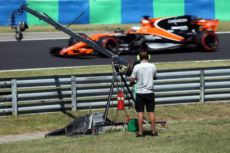 F1   F1、2018年からのコンテンツ配信を目標にNetflixとの話し合いを開始