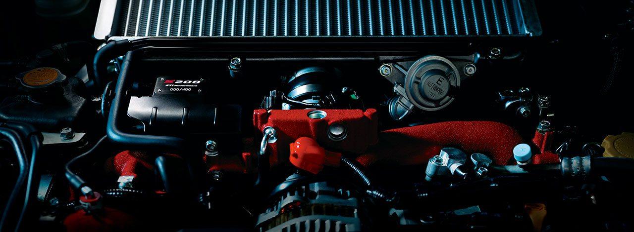 """スバル、""""シリーズ最高の性能と質感""""を目指した『S208』発表。限定450台で626万円から"""