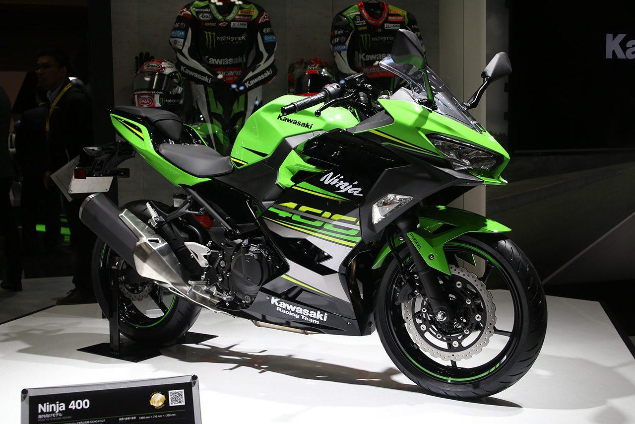 カワサキ 新型Ninja400