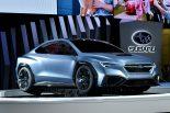 スバルが第45回東京モーターショーで世界初公開した『SUBARU VIZIV PERFORMANCE CONCEPT』