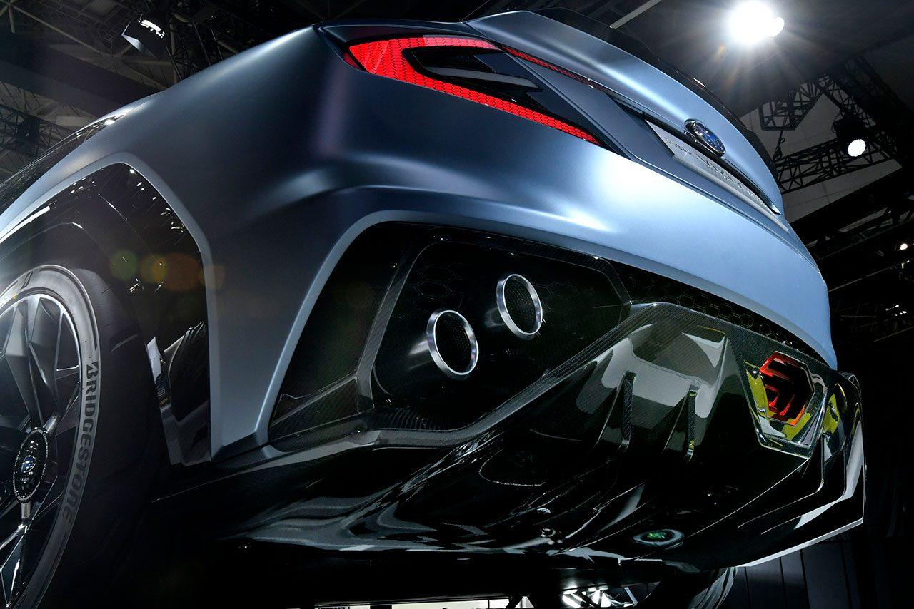 スバル、シリーズ初のセダンボディを採用した『VIZIV PERFORMANCE CONCEPT』を世界初公開