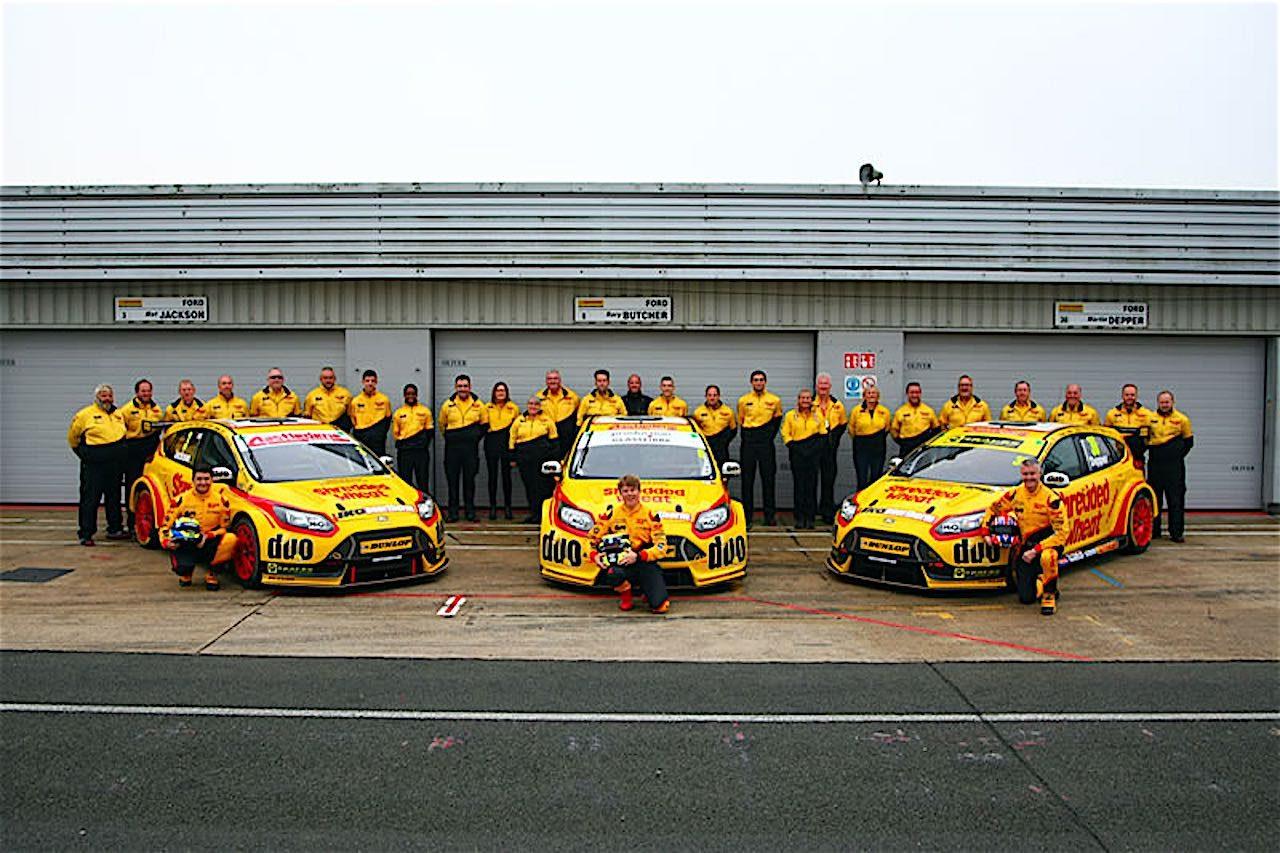 BTCC:フォード陣営のモーターベース・パフォーマンスがTCR UK参戦へ