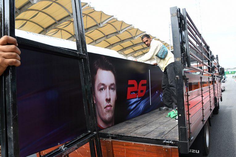 F1 | グランプリのうわさ話/クビアト、2018年のF1に向けて就職活動を開始