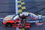 海外レース他 | NASCAR第32戦:急死したクルーに捧げる。トヨタのトゥルーエクスJr.が7勝目