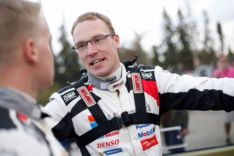 ラリー/WRC   ラトバラ「クルマに発生した技術的問題は解決済みと確信」/WRC第12戦ラリーGB事前コメント