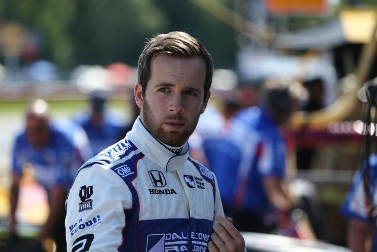 海外レース他   インディカー:チップ・ガナッシが若手有望株のエド・ジョーンズ加入を発表