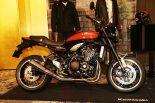 MotoGP | カワサキがZ1のイメージを踏襲した新モデル、Z900RSを発表。12月1日に発売予定