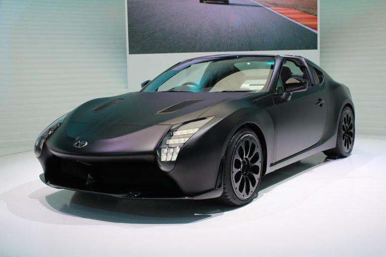 クルマ | モータースポーツ好きは要チェック。東京モーターショーで展示中のレーシーな車両たち