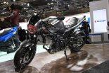 世界初出展のSV650X