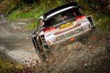 ラリー/WRC | WRCラリーGB:地元出身のエバンスがシェイクダウン最速。トヨタはラトバラが4番手