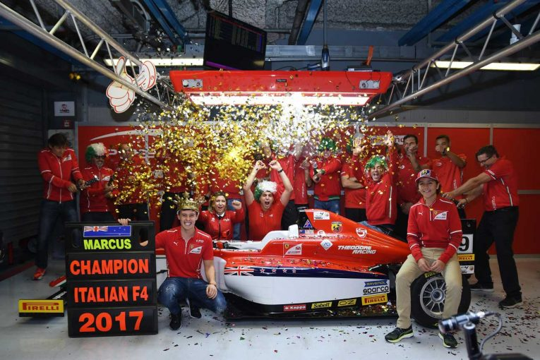海外レース他 | イタリアF4:プレマ・セオドールレーシング 2017年第7戦モンツァ レースレポート