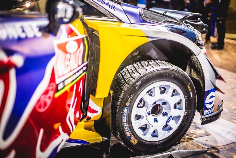 ラリー/WRC | WRCラリーGB:5連覇に向けてオジエが好スタート。トヨタのラトバラが2番手に食らいつく