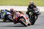 MotoGP | MotoGPコラム:接触多発のオーストラリア。悪夢の位置から勝利したマルケスの強さとは