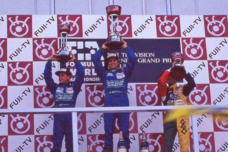 F1   F1日本GPで2位獲得のロベルト・モレノも来場。SUZUKA Sound of ENGINEのスケジュール発表