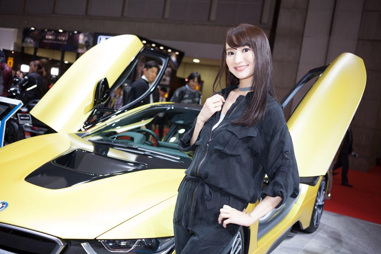 東京モーターショー2017コンパニオンギャラリー