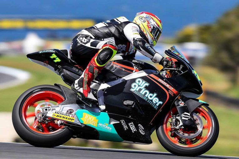 MotoGP   MotoGP:Moto2参戦中のキーファー・レーシングの代表が逝去。マレーシアGPを欠場