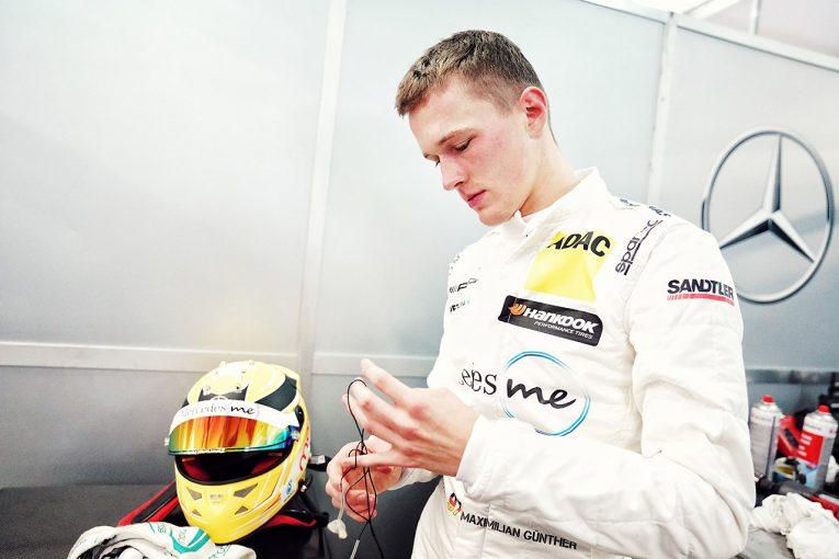 海外レース他 | DTMヤングドライバーテスト:ギュンターとマルチェッロがメルセデスをドライブ