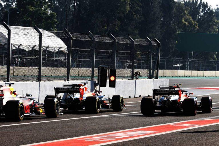 F1   【タイム結果】F1第18戦メキシコGP フリー走行1回目