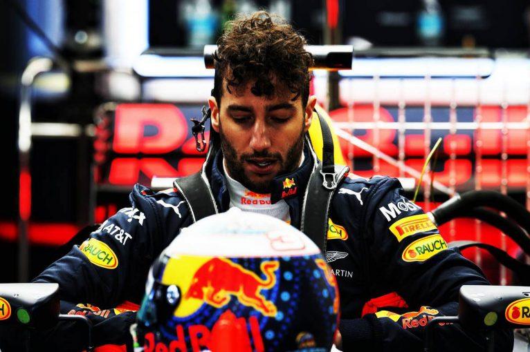 F1 | F1メキシコGP:トラブル多発のFP2はリカルドがトップ、混戦の中団争いでアロンソが7番手