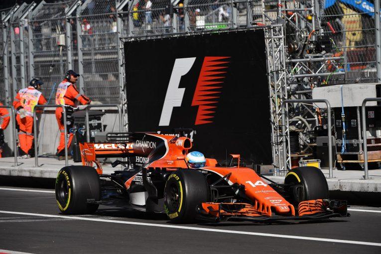 F1   アロンソとバンドーンの大量降格が確定。マクラーレン・ホンダF1のPUペナルティ詳細が発表に