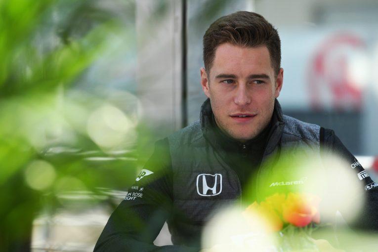 F1   バンドーン「初めてのコースでトラブルが起きたのは残念。もっと走りこみたかった」マクラーレン・ホンダF1