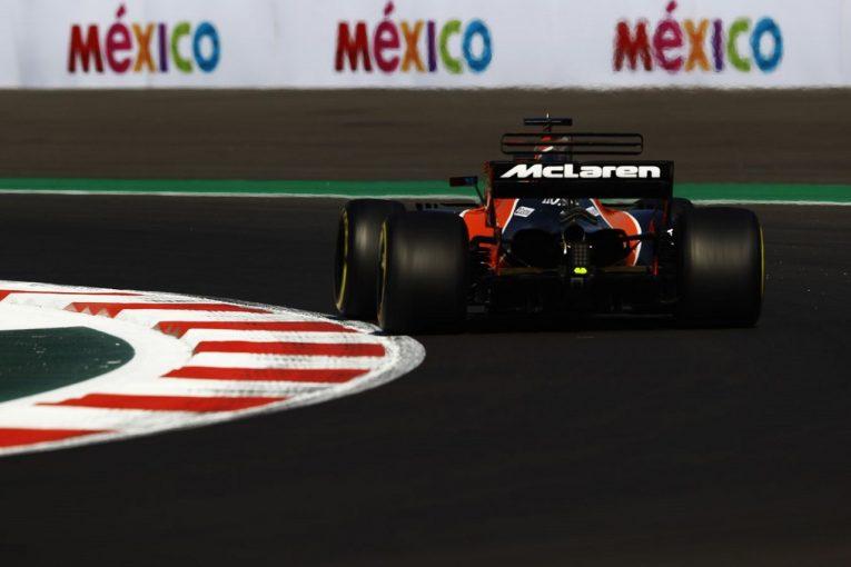 F1 | マクラーレン「トラブルに見舞われながらも最終的には有意義な一日に」/F1メキシコGP金曜