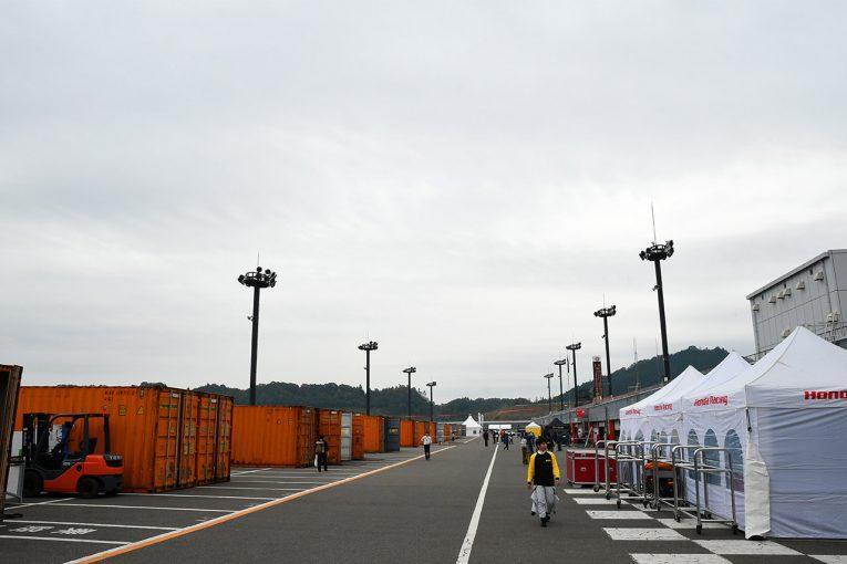 海外レース他 | WTCCマシンがついにツインリンクもてぎに到着。走行開始に向け準備を進める