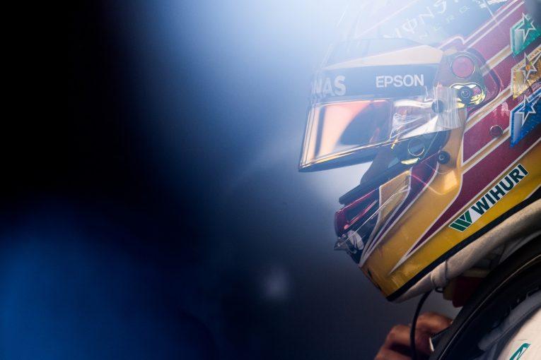 F1   ハミルトン「スピンしたのは失敗だけど、ウルトラソフトでのロングランは最高の出来だった」メルセデスF1