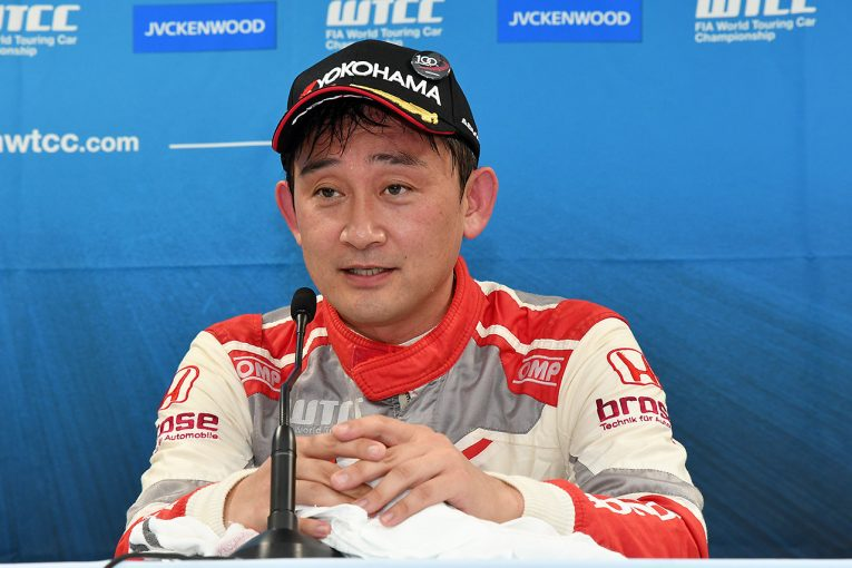 海外レース他 | 道上龍、予選/決勝へ意気込み「地元のアドバンテージはある。Q3に残りたい」