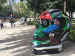 モタスポブログ | メキシコシティは陽気なガイコツがいっぱい@F1第18戦メキシコGP 現地情報1回目