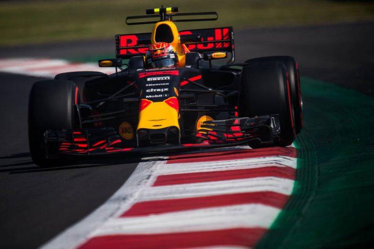 F1 | フェルスタッペンがトップタイム【タイム結果】第18戦メキシコGPフリー走行3回目