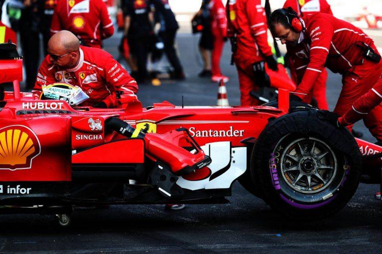 F1   【順位結果】F1第18戦メキシコGP予選