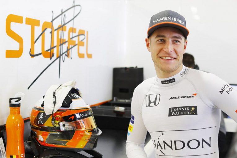 F1   バンドーン「降格が決まっているから決勝にフォーカス。マシンの向上を感じる」マクラーレン・ホンダF1