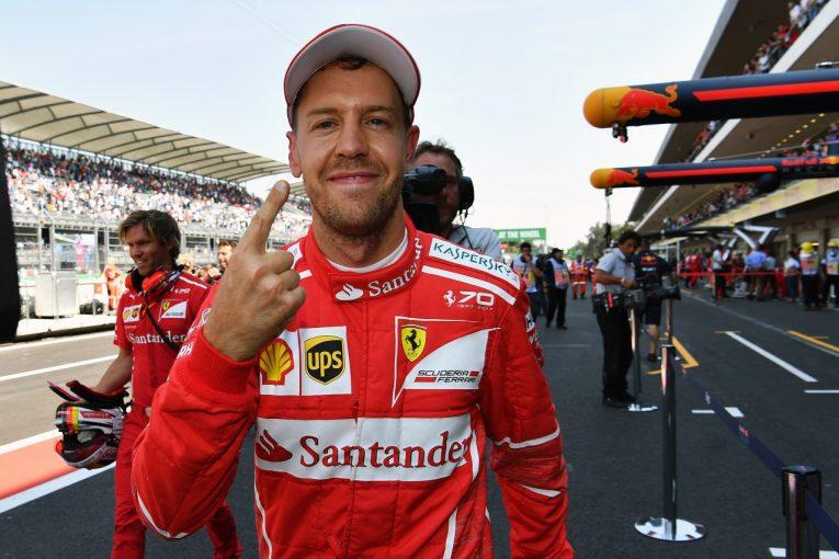 F1 | ベッテル、50回目のポール「恐ろしく速かったマックスに勝てたからこそ満足感は大きい」フェラーリF1