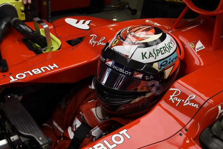 F1 | ライコネン「自分が遅いことは分かっていた」:フェラーリ F1メキシコGP土曜