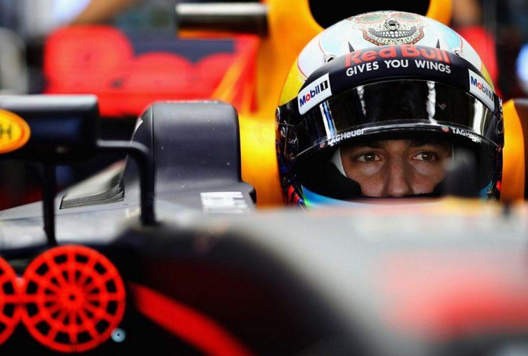 F1   リカルド「原因不明の失速に途方に暮れている」:レッドブル F1メキシコGP土曜