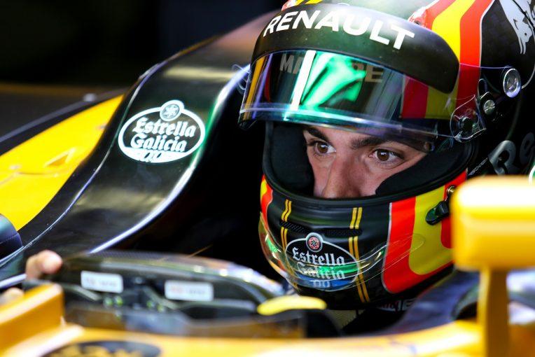 F1 | ヒュルケンベルグ&サインツ、揃ってQ3進出「進歩し続けている」:ルノー F1メキシコGP土曜